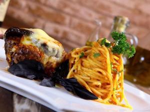 Filetto Alla Parmiggiana – Preferito Restaurante