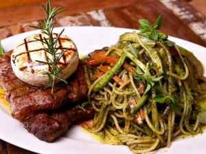 Steak al Camembert – Preferito Restaurante