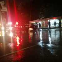 Asesinan a joven a balazos en taqueria de Lomas de Cortés