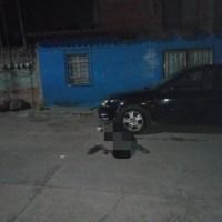 Atacan a familia en Cocoyoc: matan a un hombre y a una adolescente