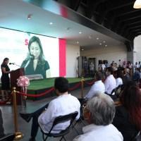 Rinde Alejandra Flores Segundo Informe de Actividades