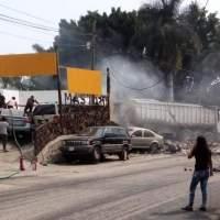 Un muerto y cuatro lesionados, saldo de accidente de tráiler en Yautepec