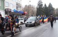 Ziua Națională a României a fost sărbătorită la Sf.Gheorghe.