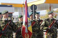 Ziua Armatei, sărbătorită la Monumentul Ostaşului Român din Sfântu Gheorghe