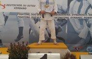Medalii de argint și bronz obținute de sportivul CSM, Vlad Lascu, la Open-ul  Germaniei la ju-jitsu