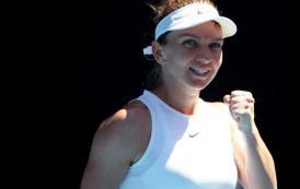 Simona Halep s-a calificat detaşat în semifinalele Australian Open
