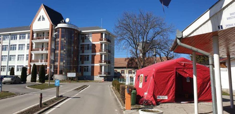 Investiţii pentru modernizarea infrastructurii Spitalului municipal Târgu Secuiesc