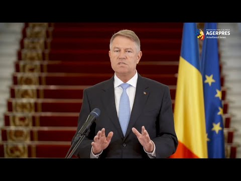 Video Iohannis: De la 1 iunie se redeschid terasele