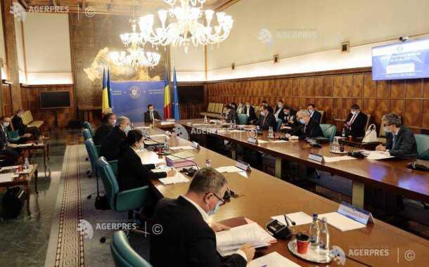 Alexandru: Am discutat un pachet de măsuri care se adresează angajaţilor şi angajatorilor; impactul bugetar este de 2,5