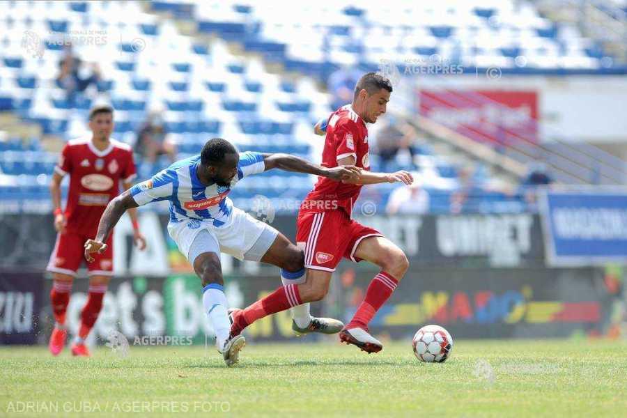 Fotbal - Liga I: Poli Iaşi - Sepsi OSK Sfântu Gheorghe 3-1, în play-out