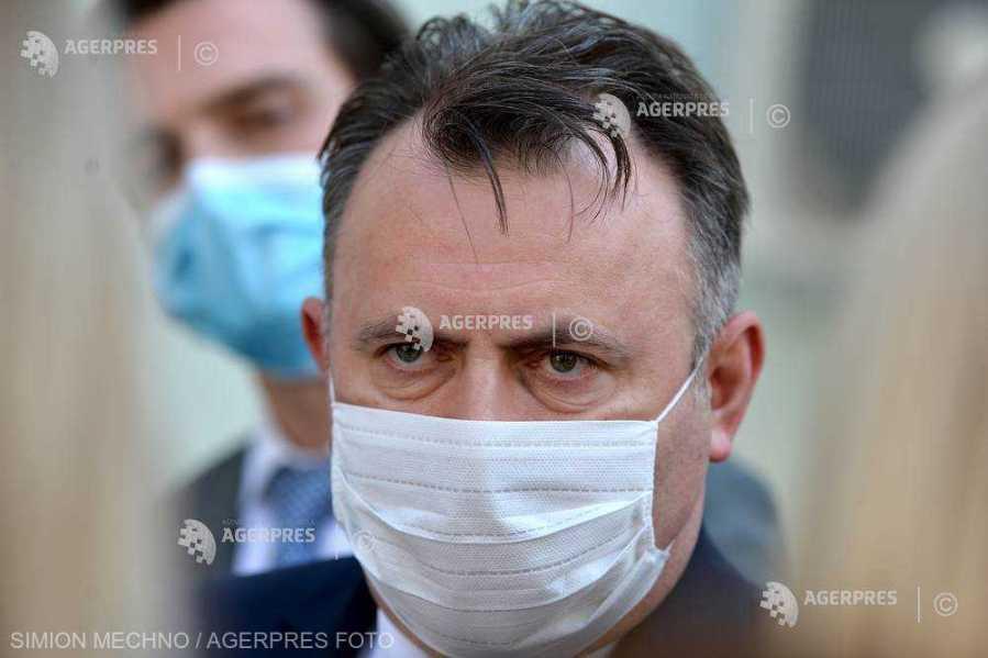 Ministrul Sănătăţii: Vom achiziţiona trei milioane de teste rapide, care vor fi date Unităţilor de Primiri Urgenţe