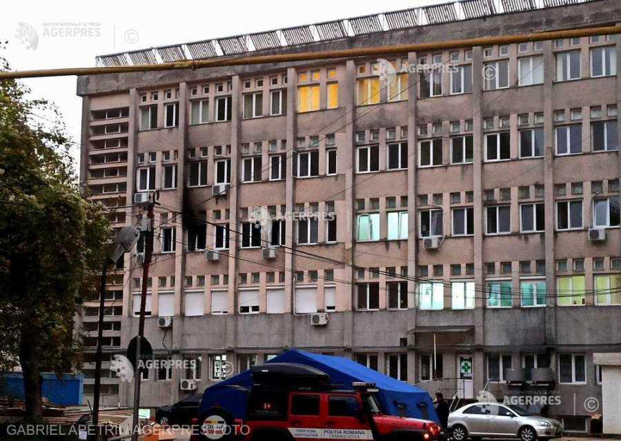 SANITAS: Echipamentele vechi şi suprasolicitarea personalului fac posibilă repetarea oriunde a tragediei de la Spitalul Judeţean Neamţ