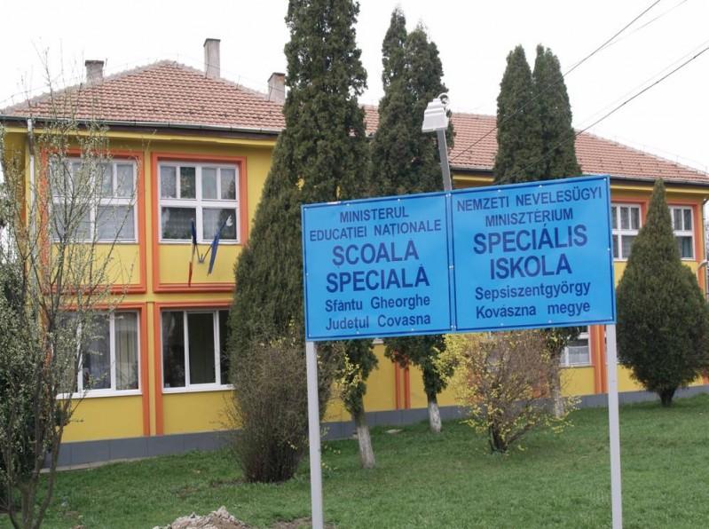 Şcoala Gimnazială Specială Sfântu Gheorghe va fi modernizată cu fonduri REGIO