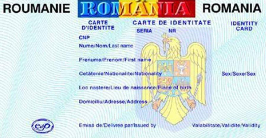 Cererile pentru eliberarea cărţilor de identitate vor fi soluţionate în 30 de zile