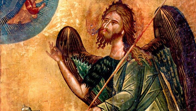 Tradiţii  Sf. Ioan sau Sântion