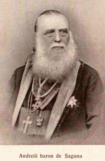 Sărbătorirea a 25 de ani de slujire arhierească a Sfântului Andrei Şaguna, în parohiile Vâlcele şi Poiana Sărată (1871)