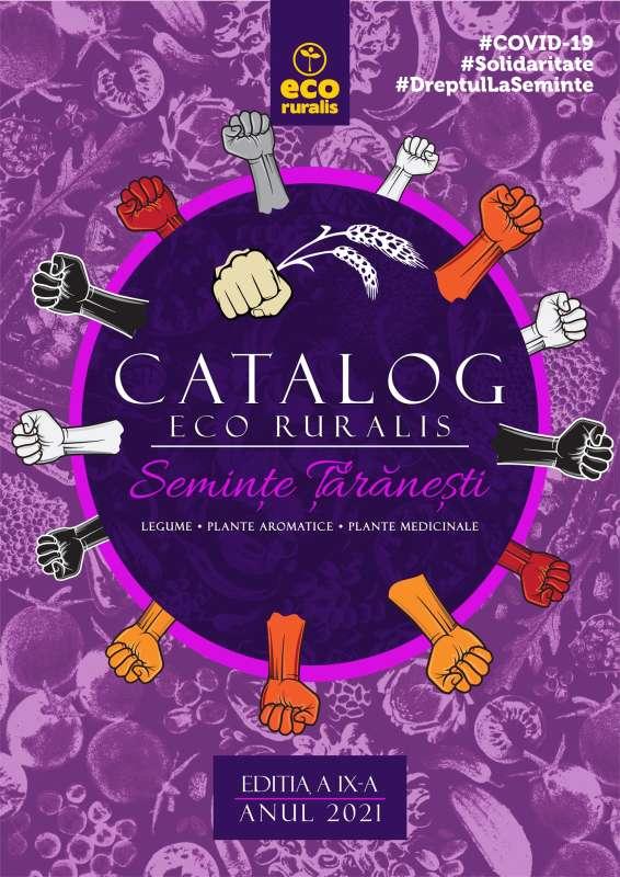 Eco Ruralis a lansat noul Catalog de Seminţe Ţărăneşti; distribuţie gratuită a seminţelor la nivel naţional