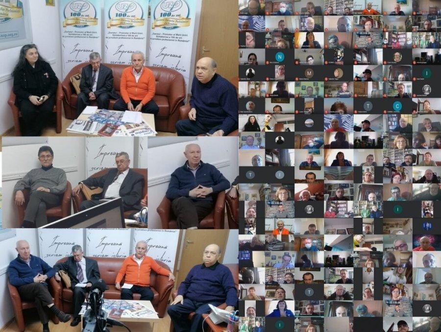 Adunarea Generală anuală a UZPR – etalare fără precedent a unității și solidarității celei mai mari organizații de breaslă din România