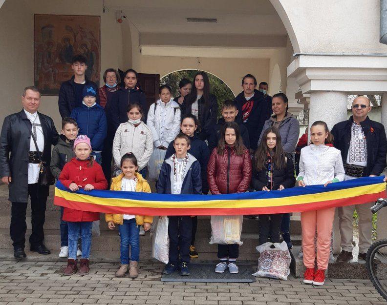 Unitate si dragoste în jurul românilor din Covasna