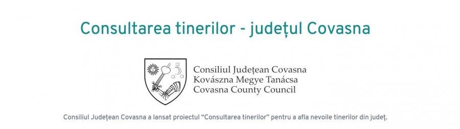 Consiliul Judeţean a lansat consultarea tinerilor