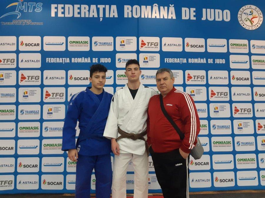 Evoluție bună a spotivilor CSM, la Campionate Naționale de Judo U21