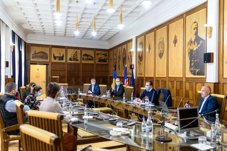 Continuă programele de relansare economică la Sfântu Gheorghe