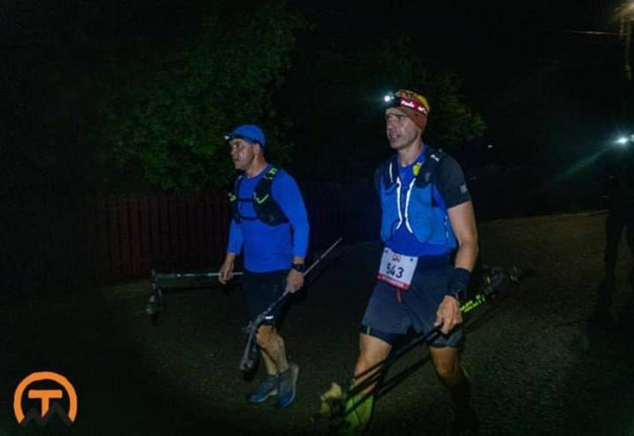 Cătălin Vrabie – un pompier ultramaratonist !!!