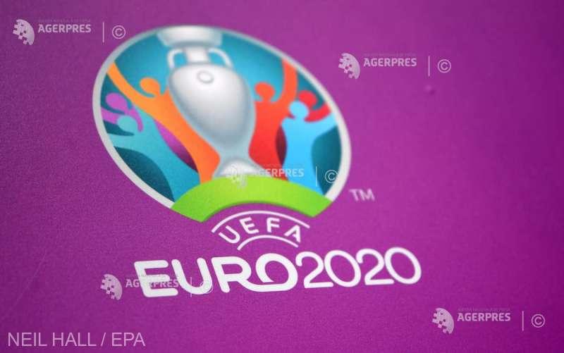 EURO 2020: Calendarul meciurilor de la Campionatul European de Fotbal