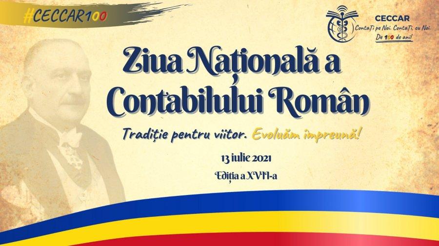 A XVII-a ediţie a Zilei Naţionale a Contabilului Român