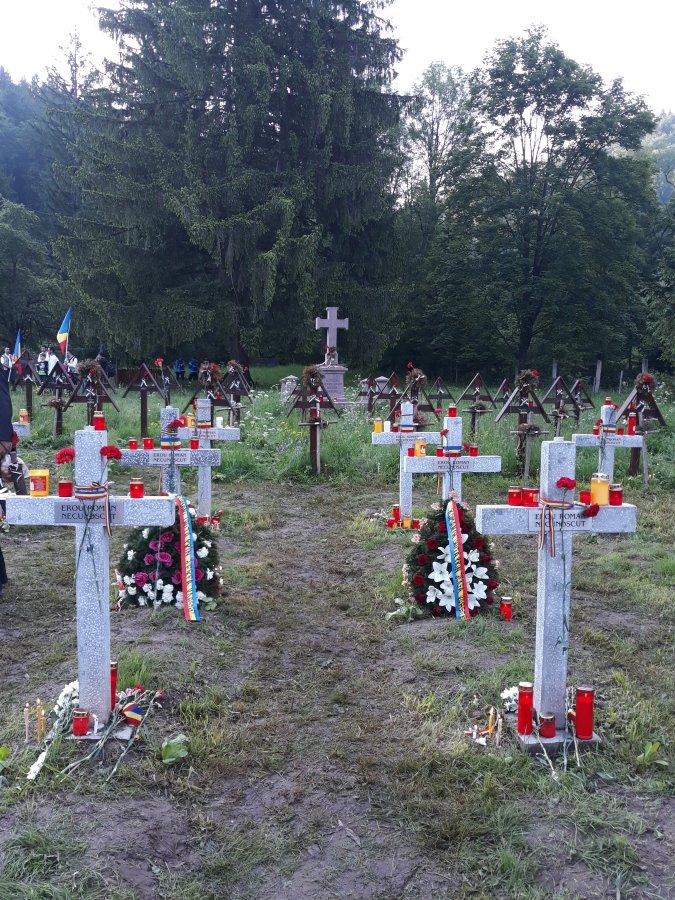 Ziua Eroilor va fi sărbătorită în Cimitirul Internațional al Eroilor din Valea Uzului