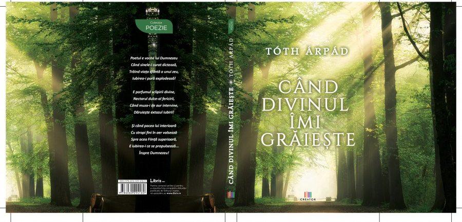 """Însemnări fără însemnătate despre o carte însemnată  – """"Când Divinul îmi grăiește"""" – de Toth Arpad"""