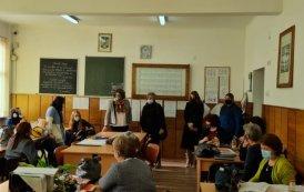"""Campania """"Școli inteligente pentru tinerii covasneni"""", derulată în două unități de învățământ din orașul Covasna"""