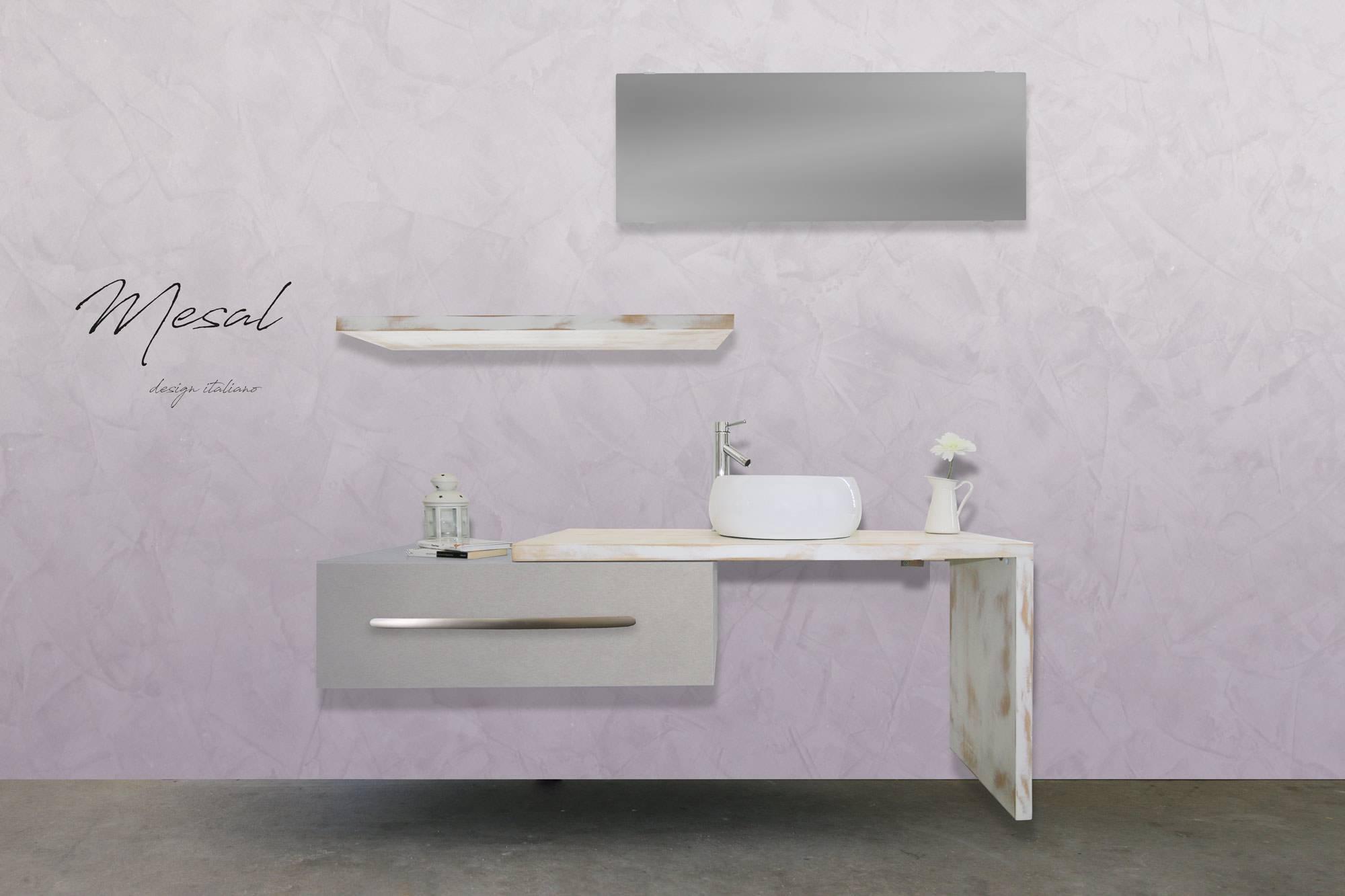 Mobili da bagno i materiali mesal falegnameria mobili - Mobile bagno joy ...