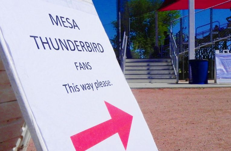 Maricopa Community Colleges allow fans back into athletic events