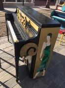 East Valley Institute of Technology Street Piano, Mesa Arts
