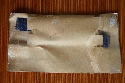 Epaulette élastique réglables pour soutien-gorge couler bleu marque Novelastique référence 190.