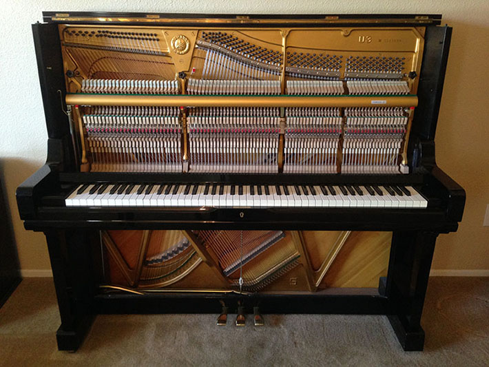 For Sale Yamaha U3 Upright Piano Mesa Piano