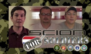 Scion for Soldiers