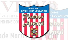 VFW Teacher of the Year