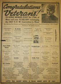 1937 VFW National Convention