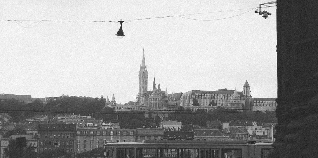 Dans la capitale de la Hongrie, à Budapest