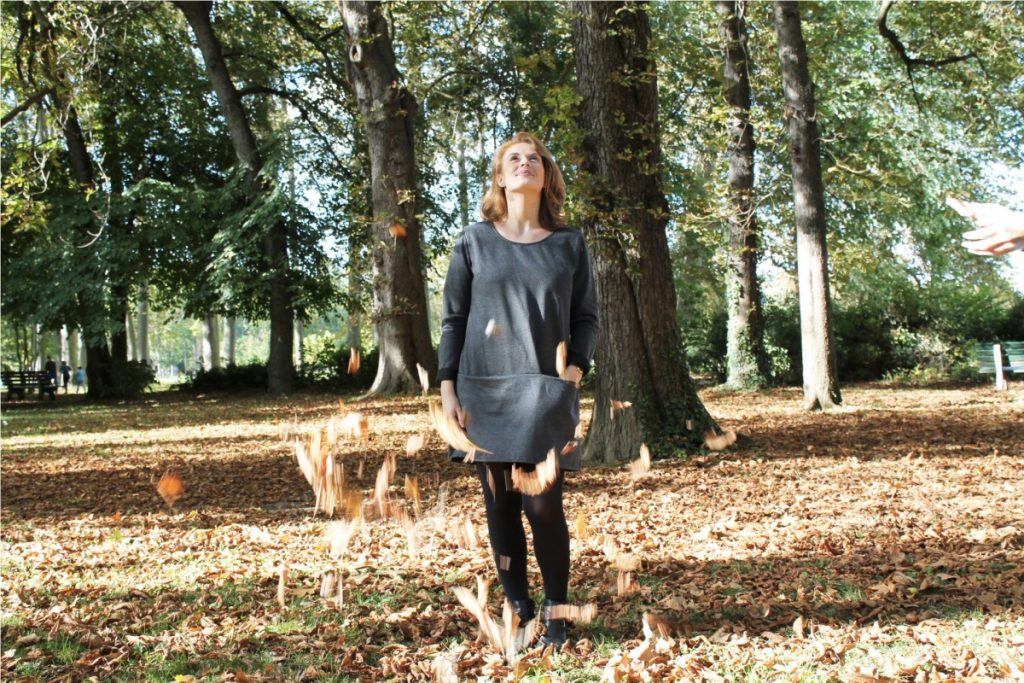 Patron Saiph Tunic de Papercut Patterns