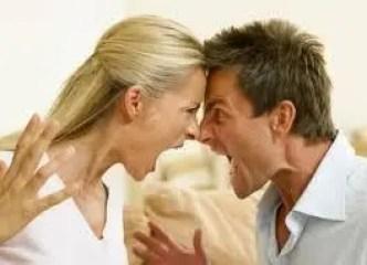 disputes dans le couple
