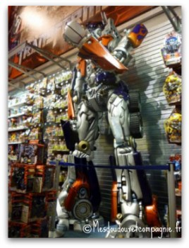 optimus prime toys r us NYC