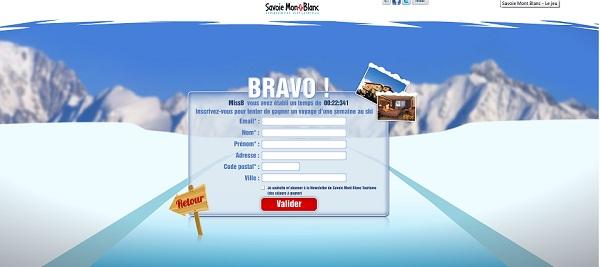 Ski-Contest