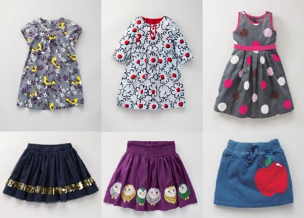 selection boden robes et jupe fille