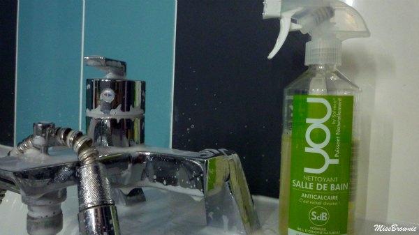 nettoyant salle de bain