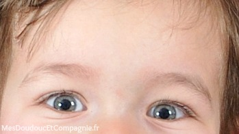 J'ai les yeux bleus mais pas mes parents