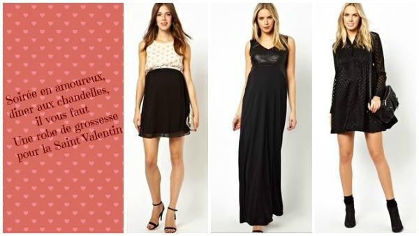 robe grossesse habillée