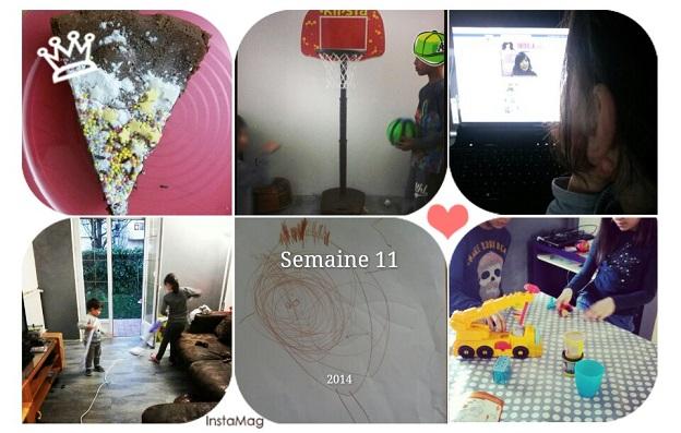 Semaine 11 2014
